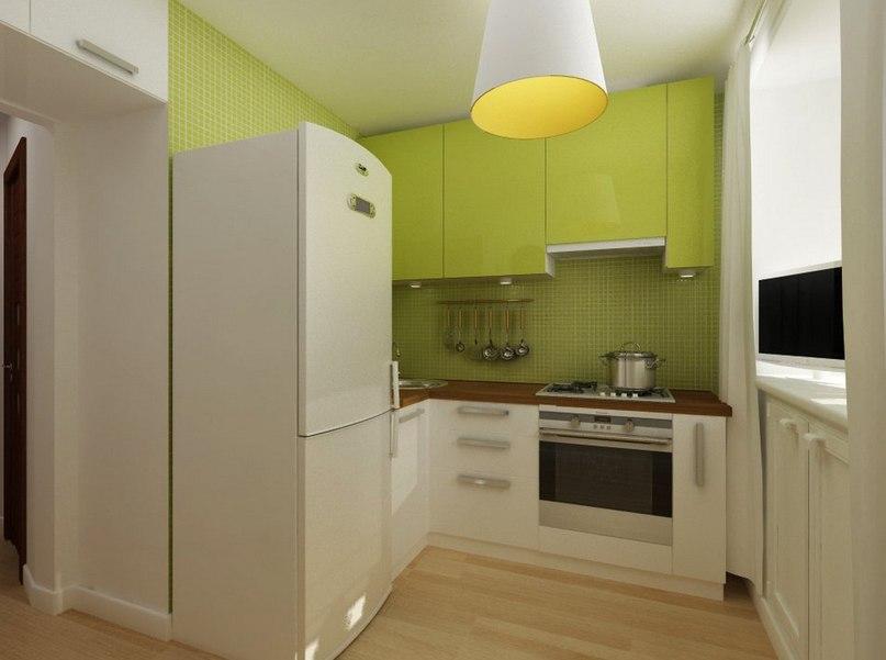 Кухни 7м интерьер и дизайн в квартире