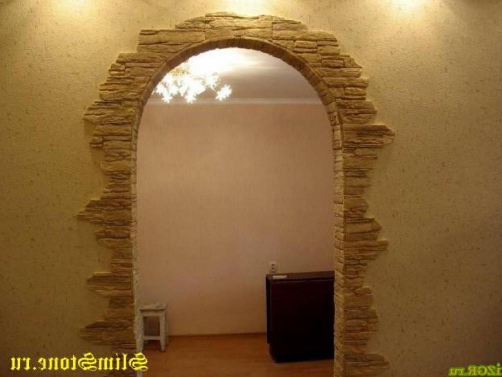 Как сделать декоративную арку