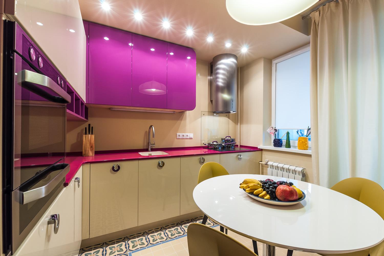 Ремонт кухни дизайн на