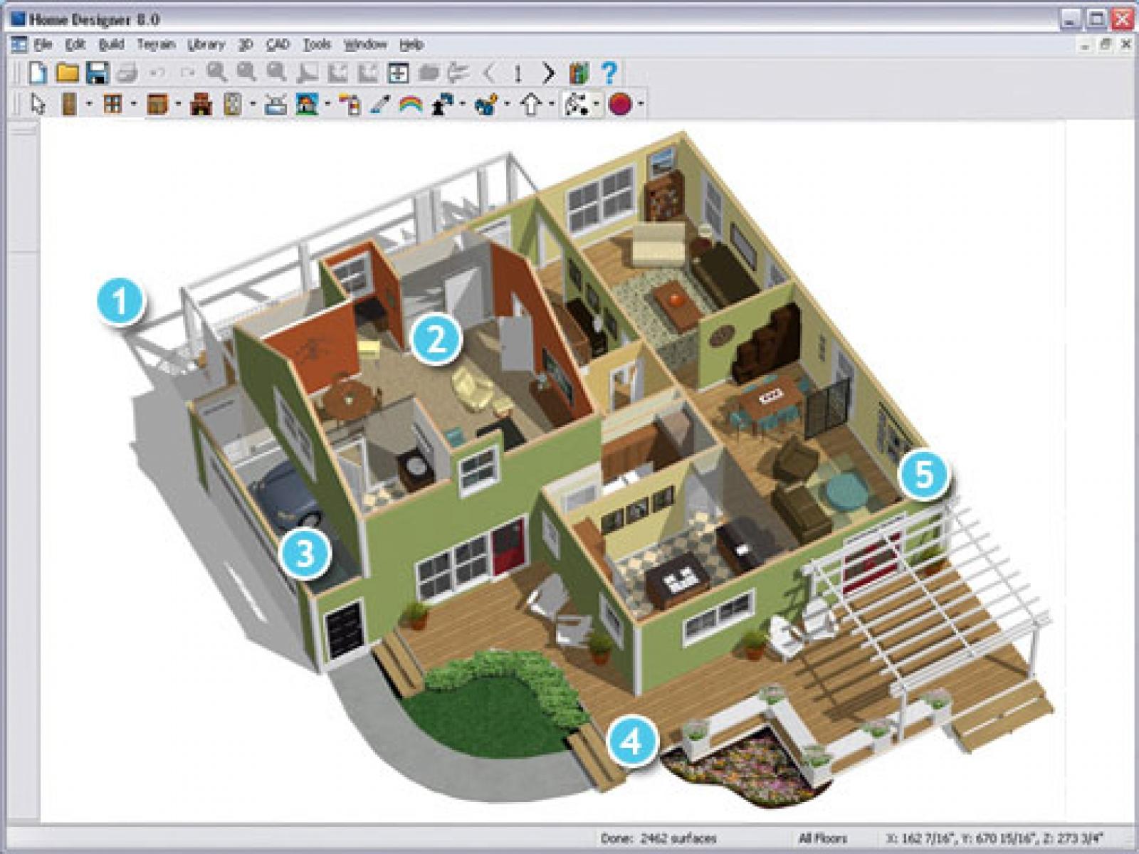 Free House Designing Games House Design