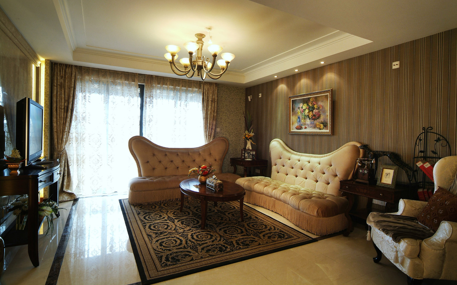 комната в коричневом стиле  № 1730716 без смс