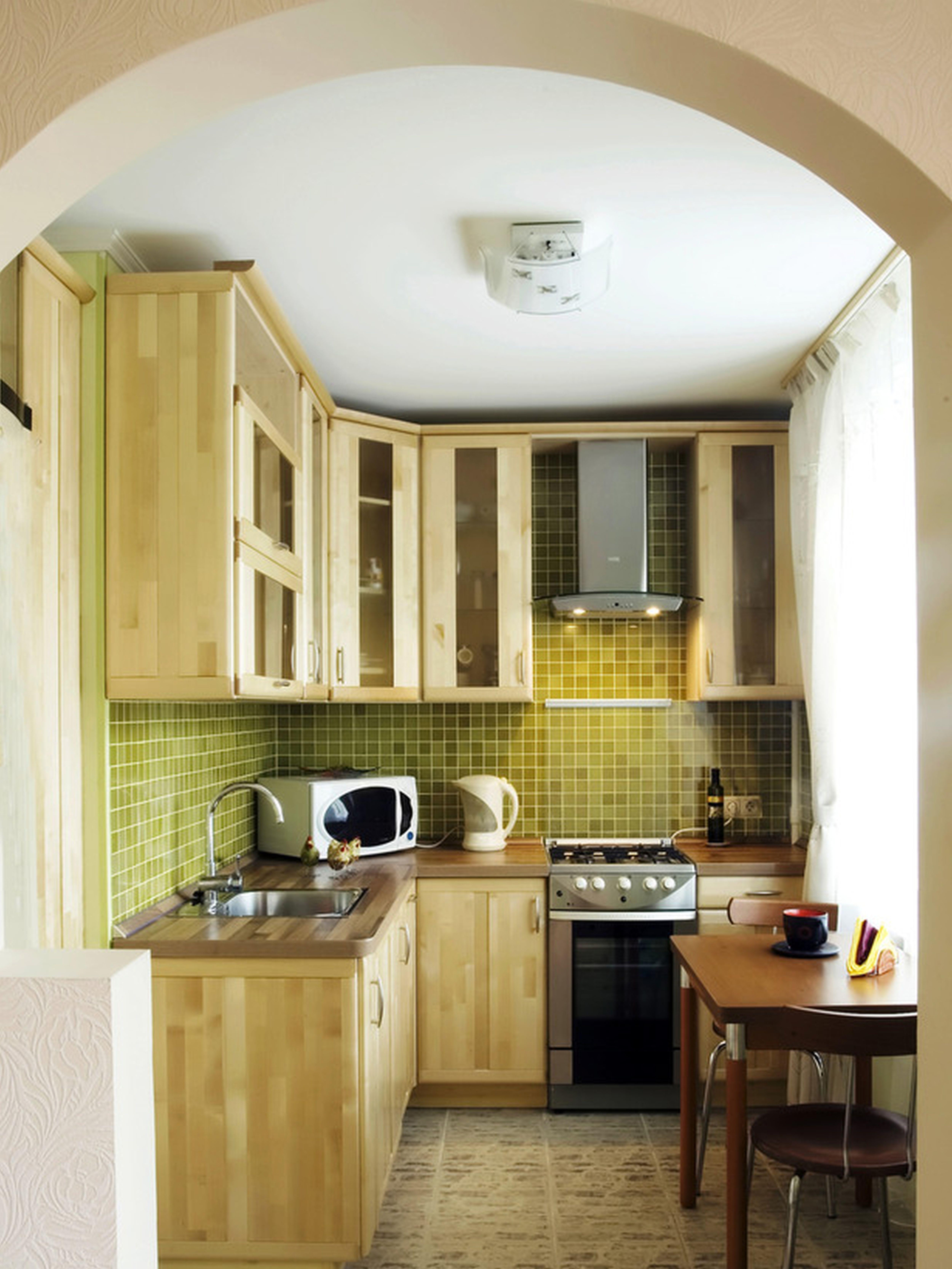 Фото малогабаритные кухни и их дизайн