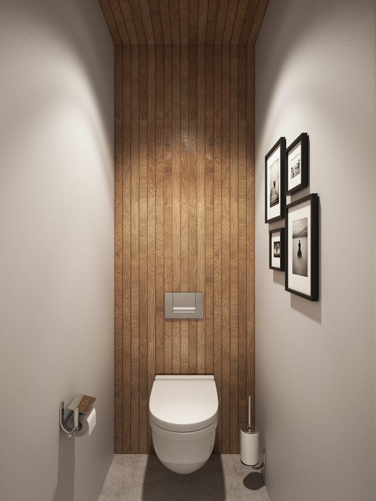 Фото туалета современный дизайн