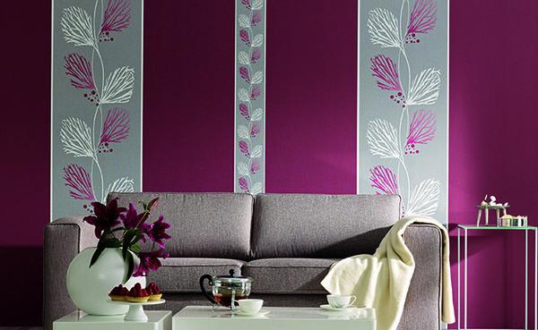 """Дизайн обоями стен """" Картинки и фотографии дизайна квартир, домов, коттеджей"""