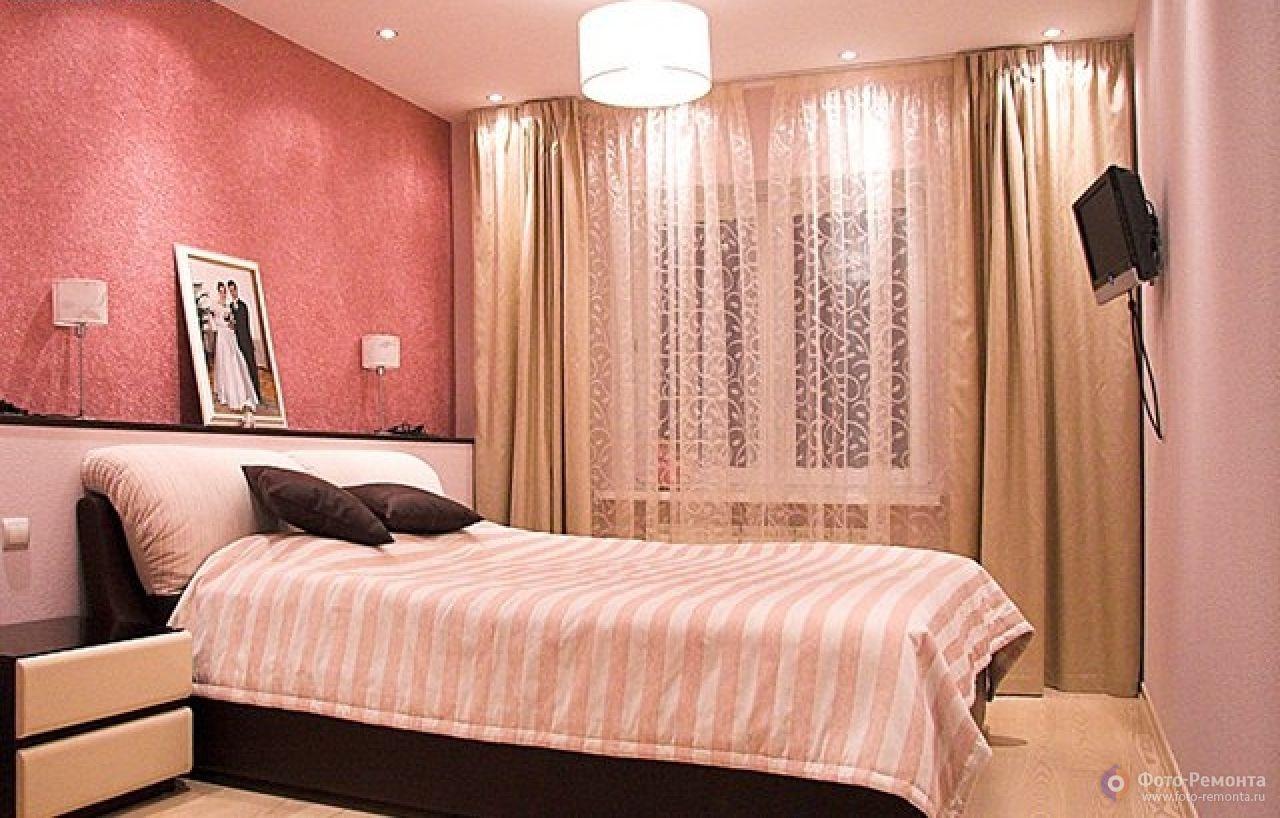 Идеи ремонта спальни фото в панельном доме