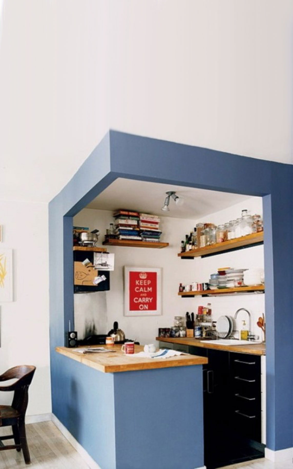 for Ikea ideas for small kitchens