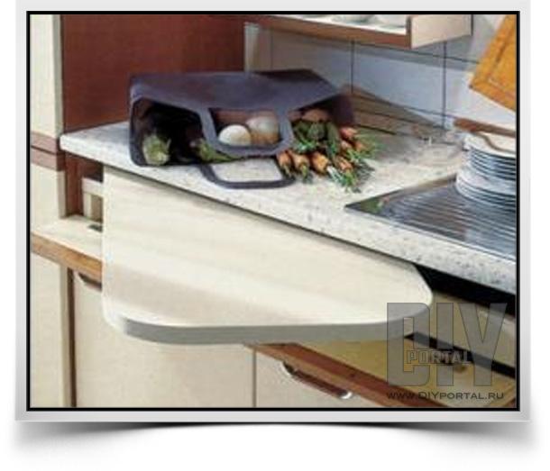 """Дизайнерские решения для маленьких кухонь """" Картинки и фотографии дизайна квартир, домов, коттеджей"""