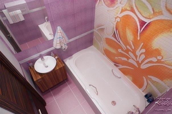 Идеи дизайна ванны своими руками
