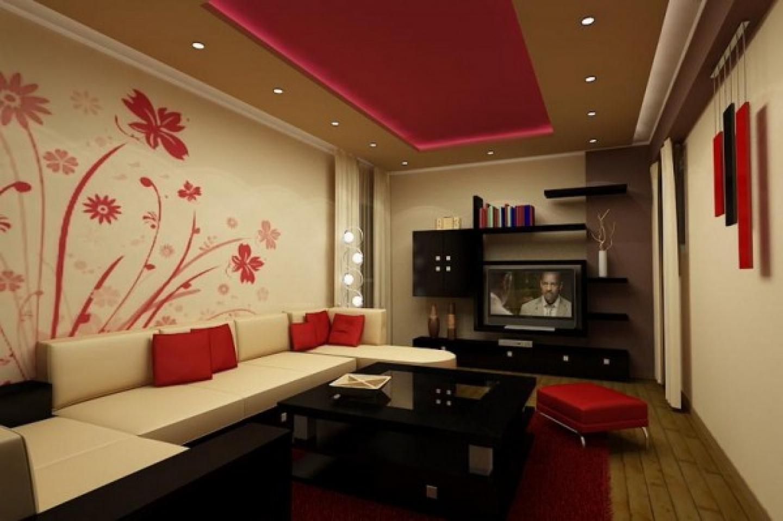 Фото дизайн комнаты зала