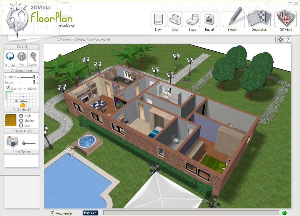 Программы для го проектирования дома