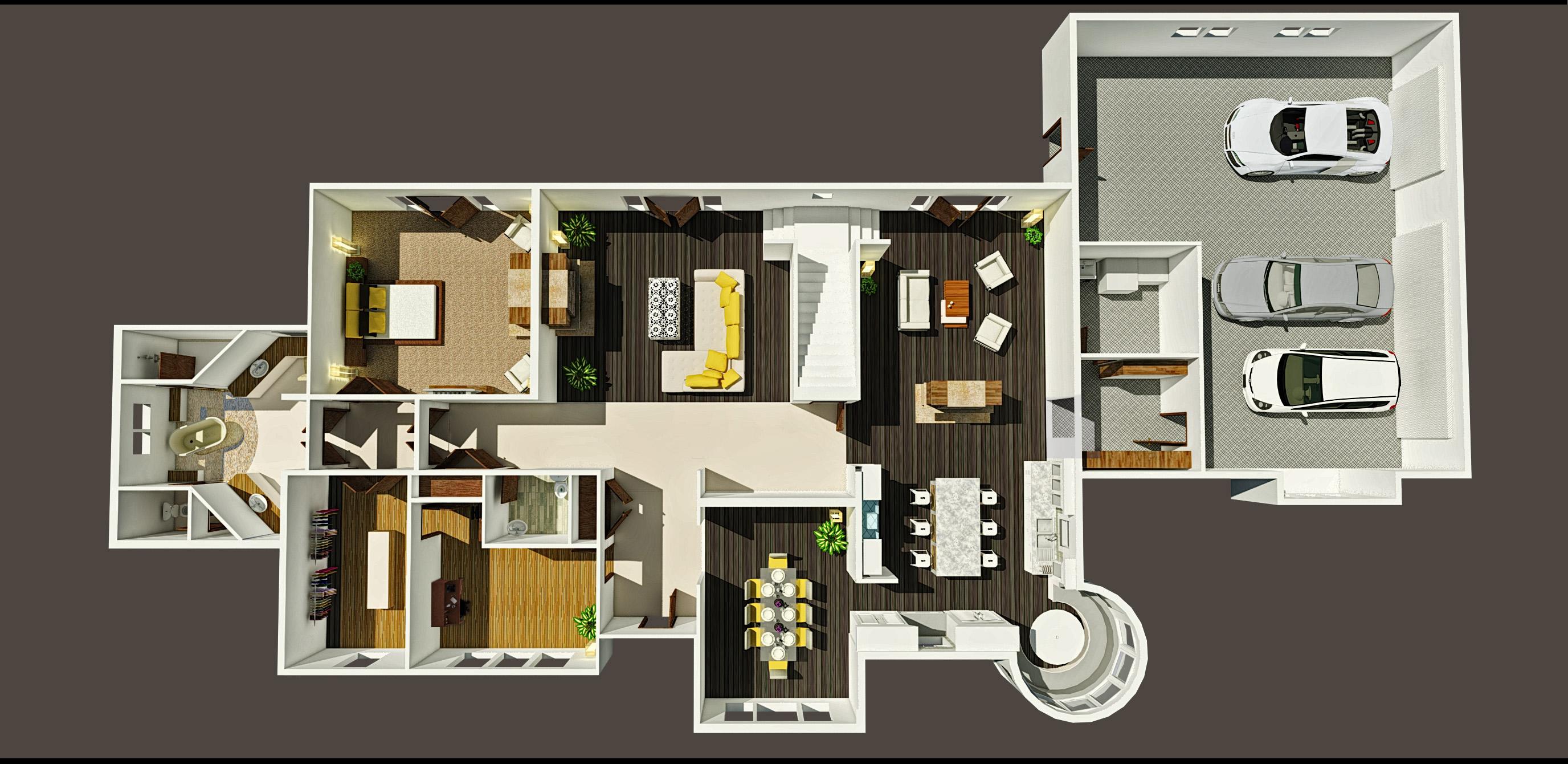 floor plan 3d free online 187 3d floor plan free download trend home design and decor
