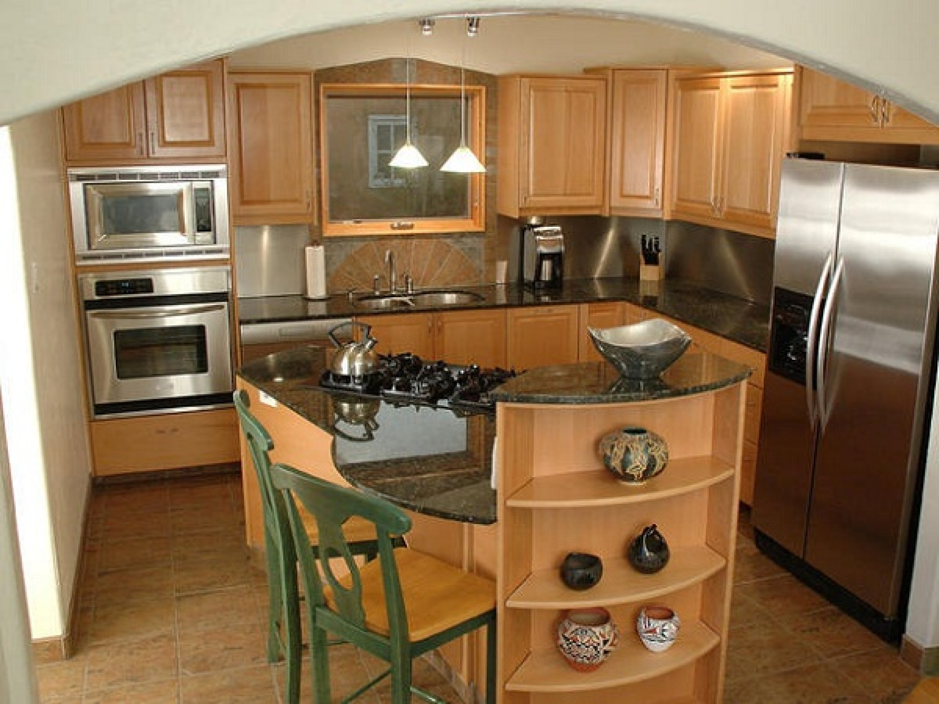Дизайн кухни фото для небольших кухонь