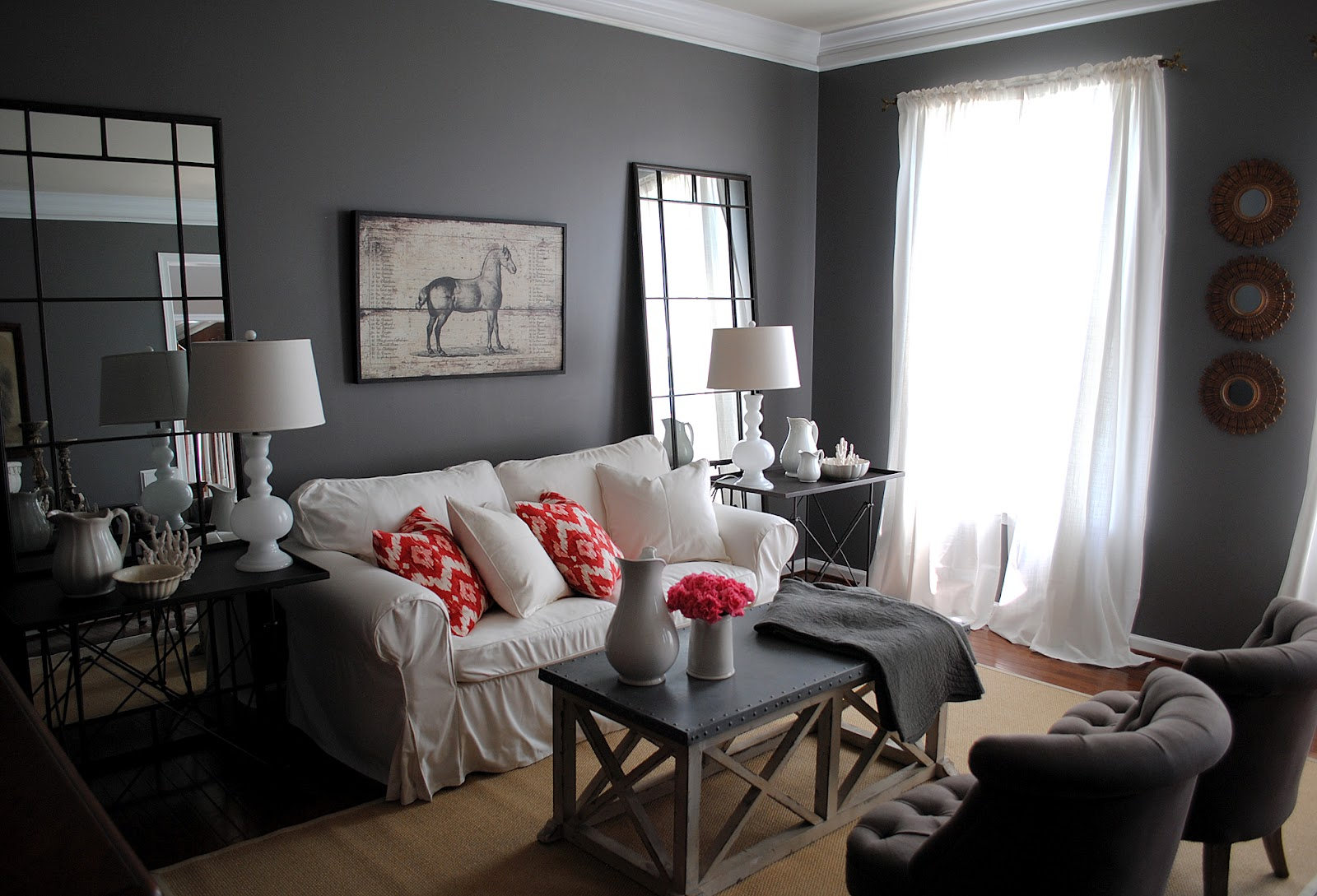Обои светло серого цвета в интерьере фото
