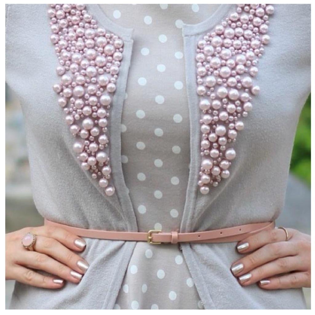 Идеи декора одежда