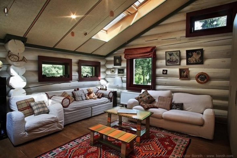 497Дачные дома дизайн и интерьер