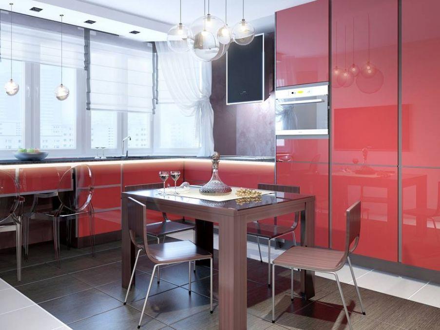 Дизайн кухни серии п 44т