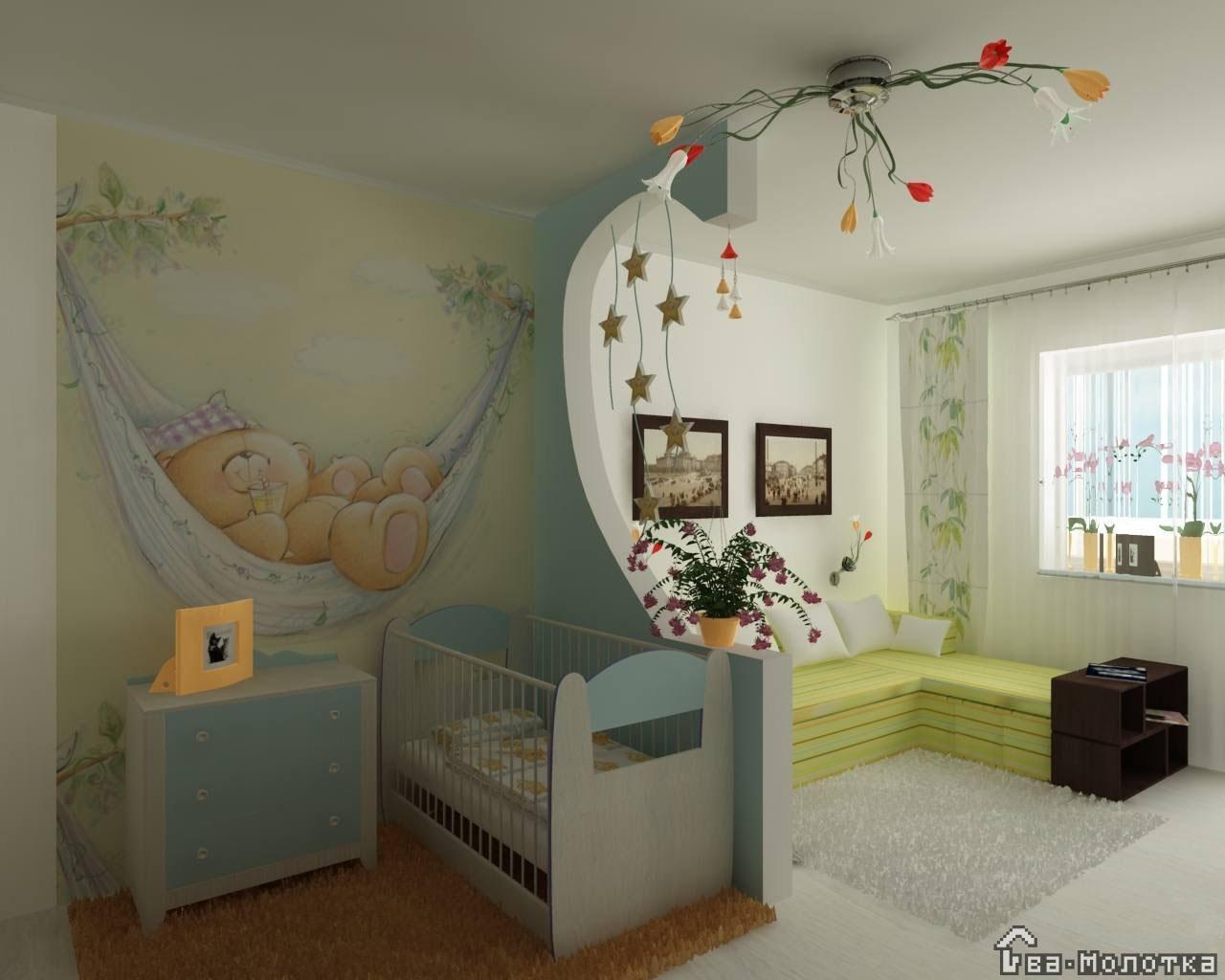 """Дизайн однокомнатной квартиры своими руками фото """" Картинки и фотографии дизайна квартир, домов, коттеджей"""