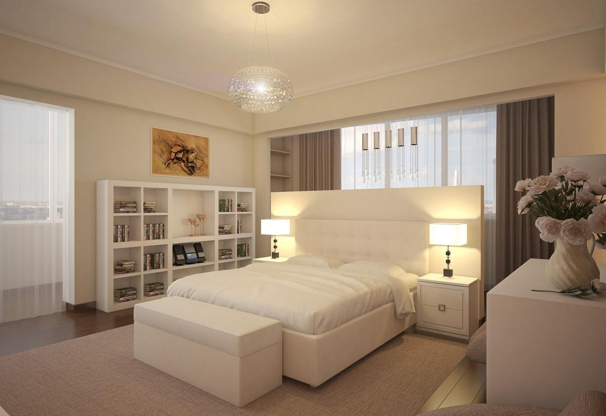 Интерьеры с белой мебелью фото