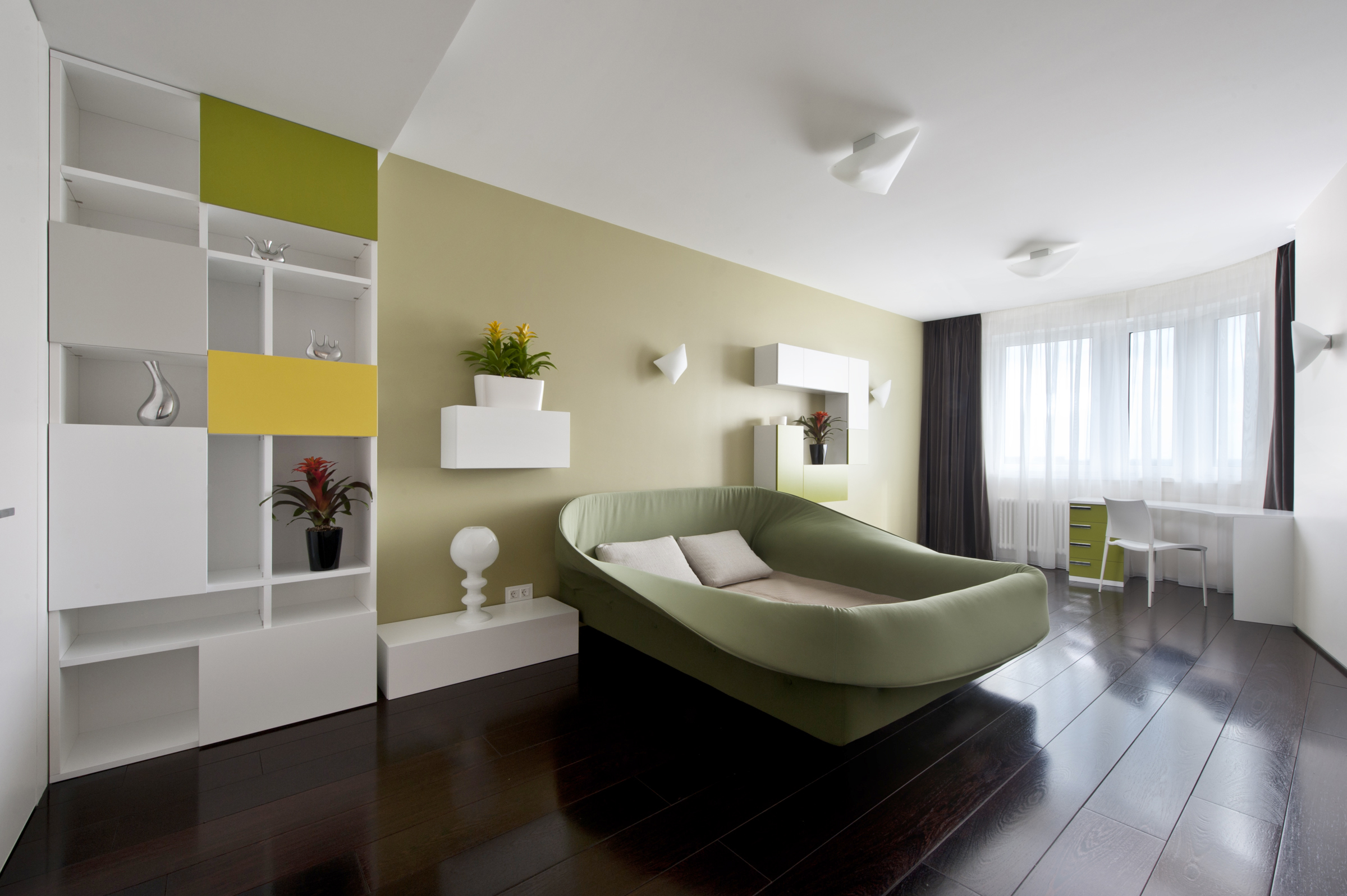 Интерьеры маленьких квартир в современном стиле фото
