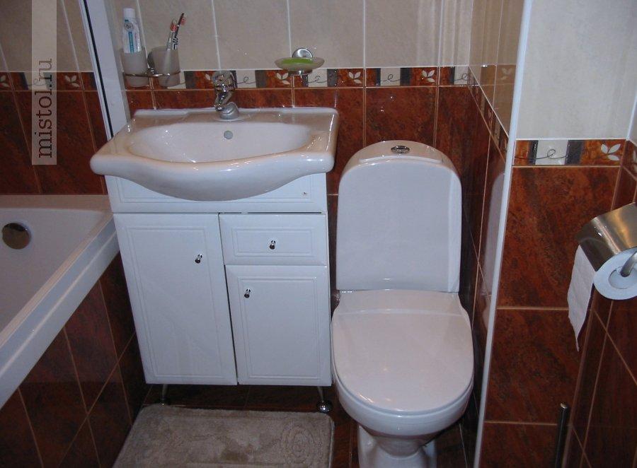 Дизайны ванных комнат в малогабаритных квартирах