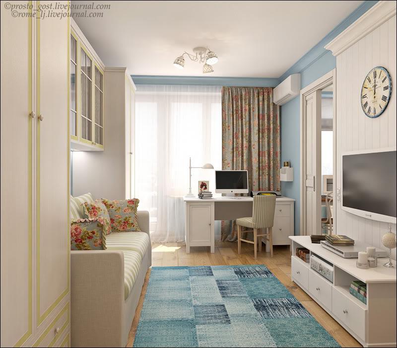 Интерьер однокомнатной квартиры 28 кв.м фото хрущевка