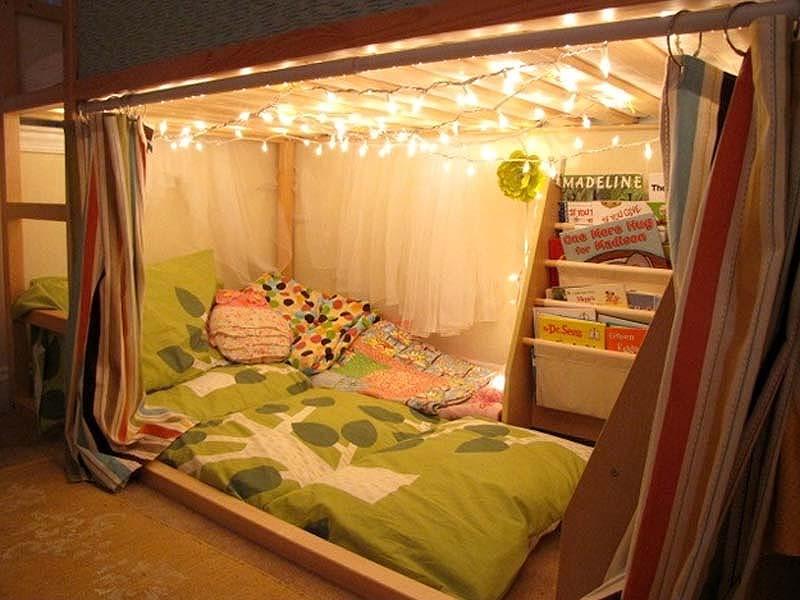 Своими руками декор спальня