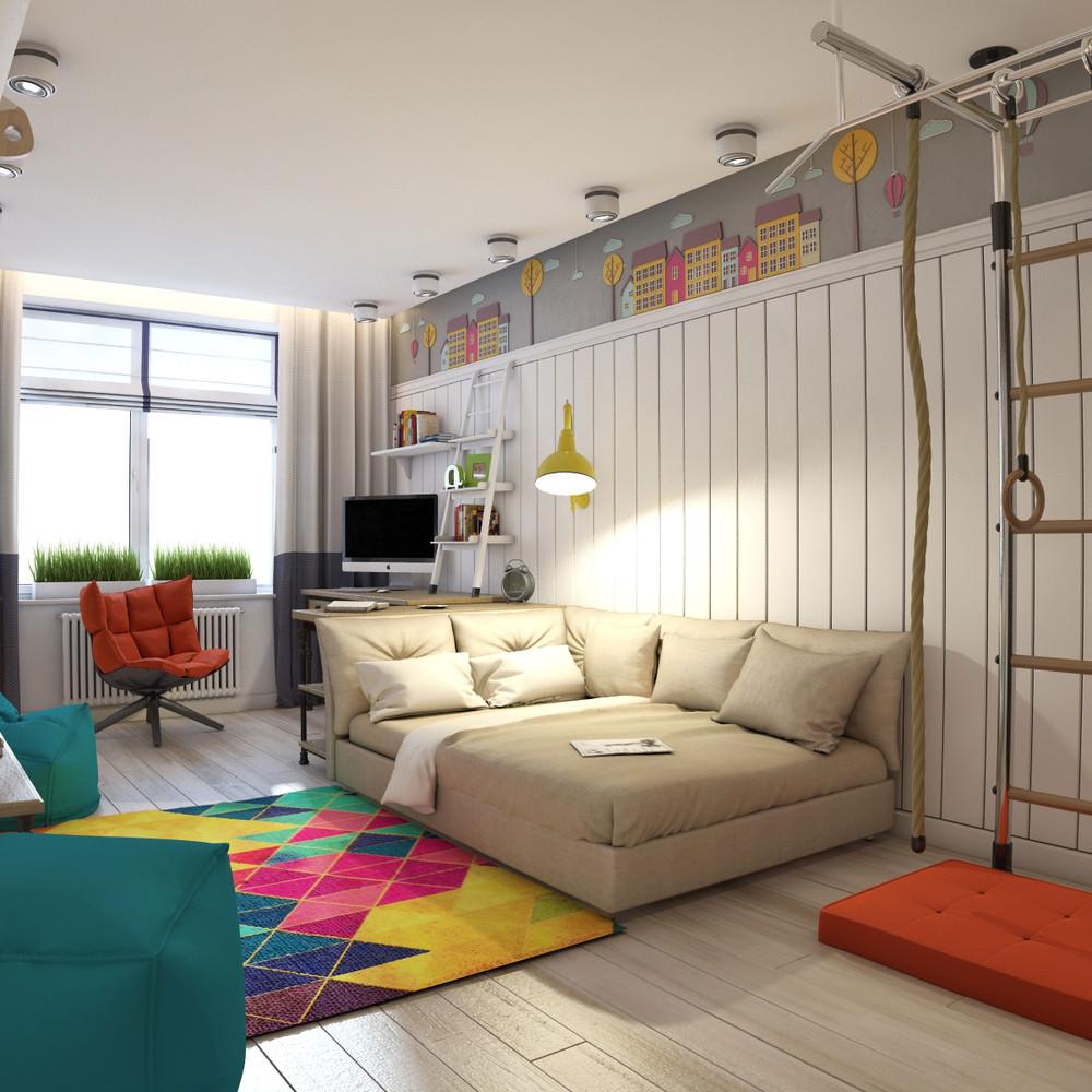 Фото дизайн интерьера для подростков