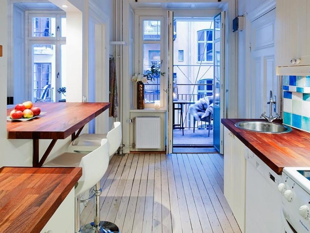 Дизайн интерьеров маленькой квартиры