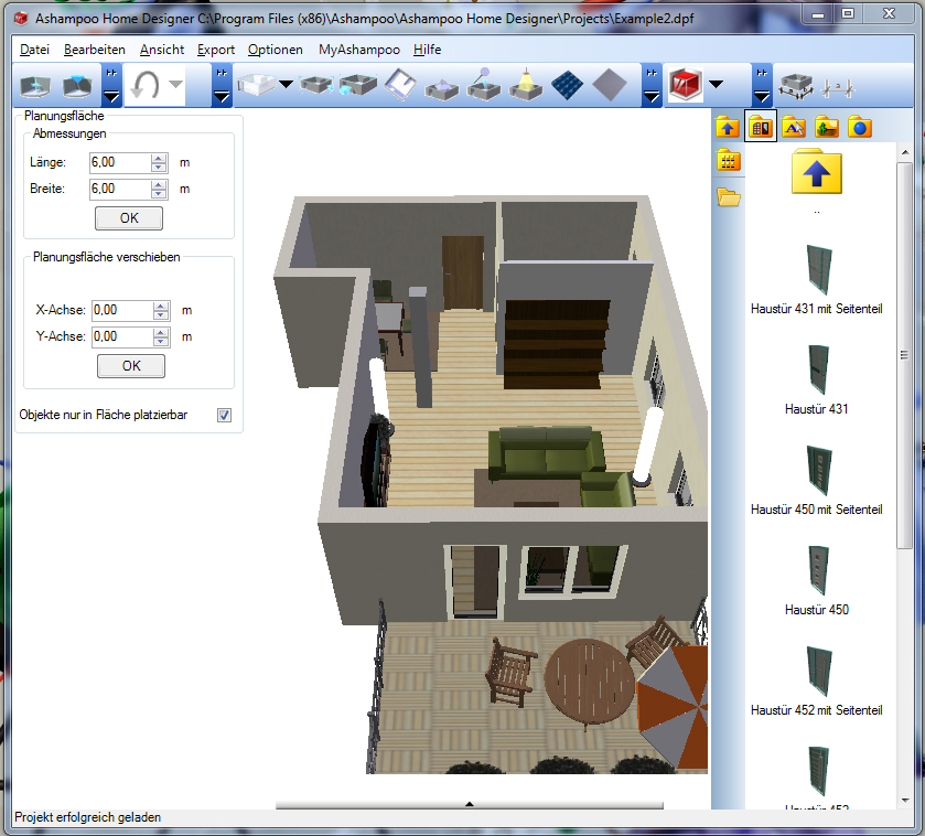 3d home design software download free for House building software free online