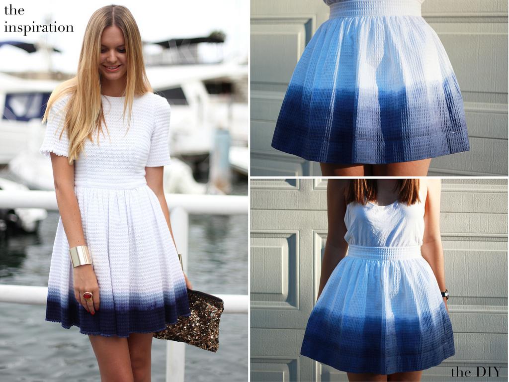 Платья своими руками юбку