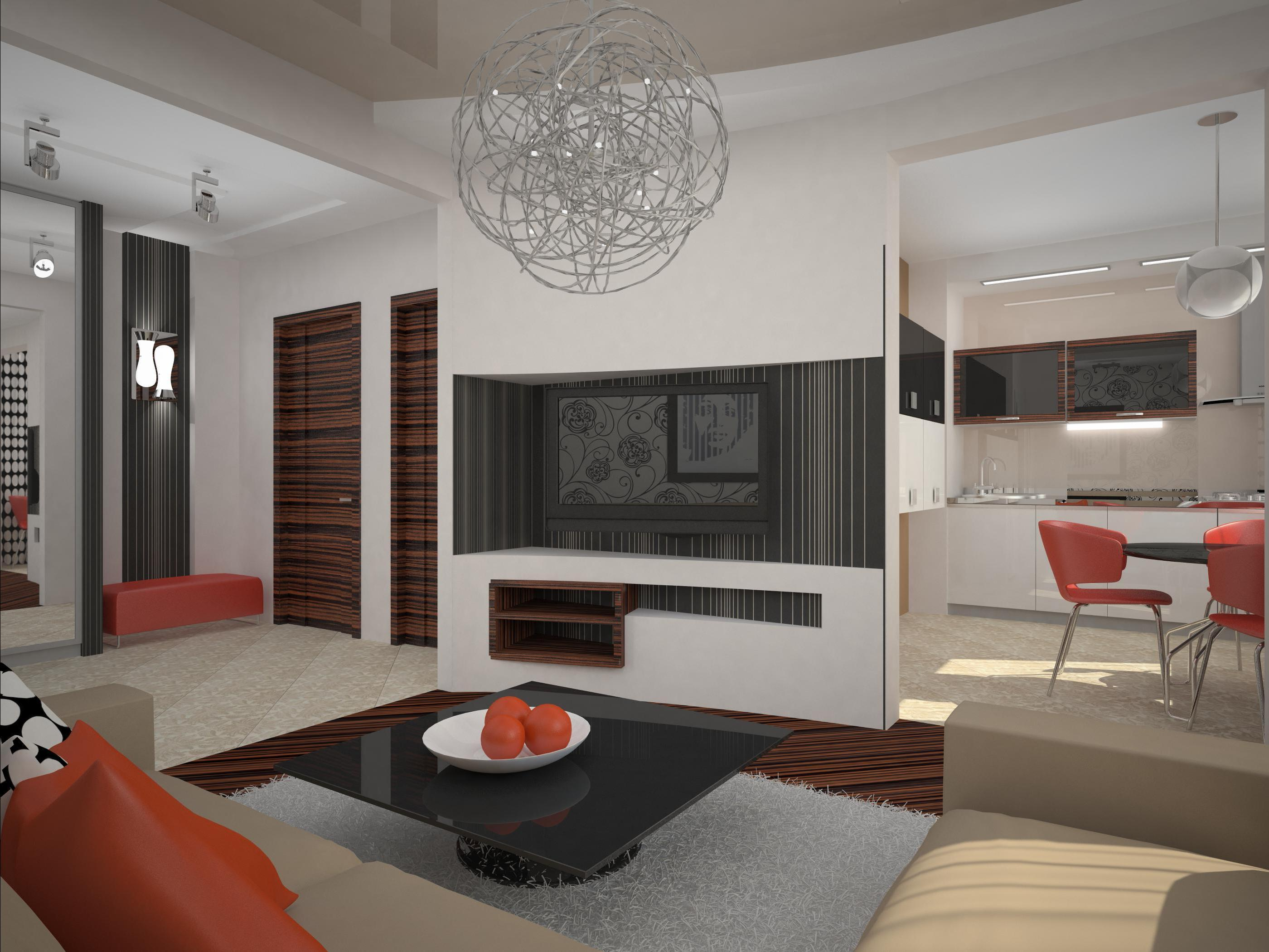 Интерьер квадратной гостиной 18 кв.м фото