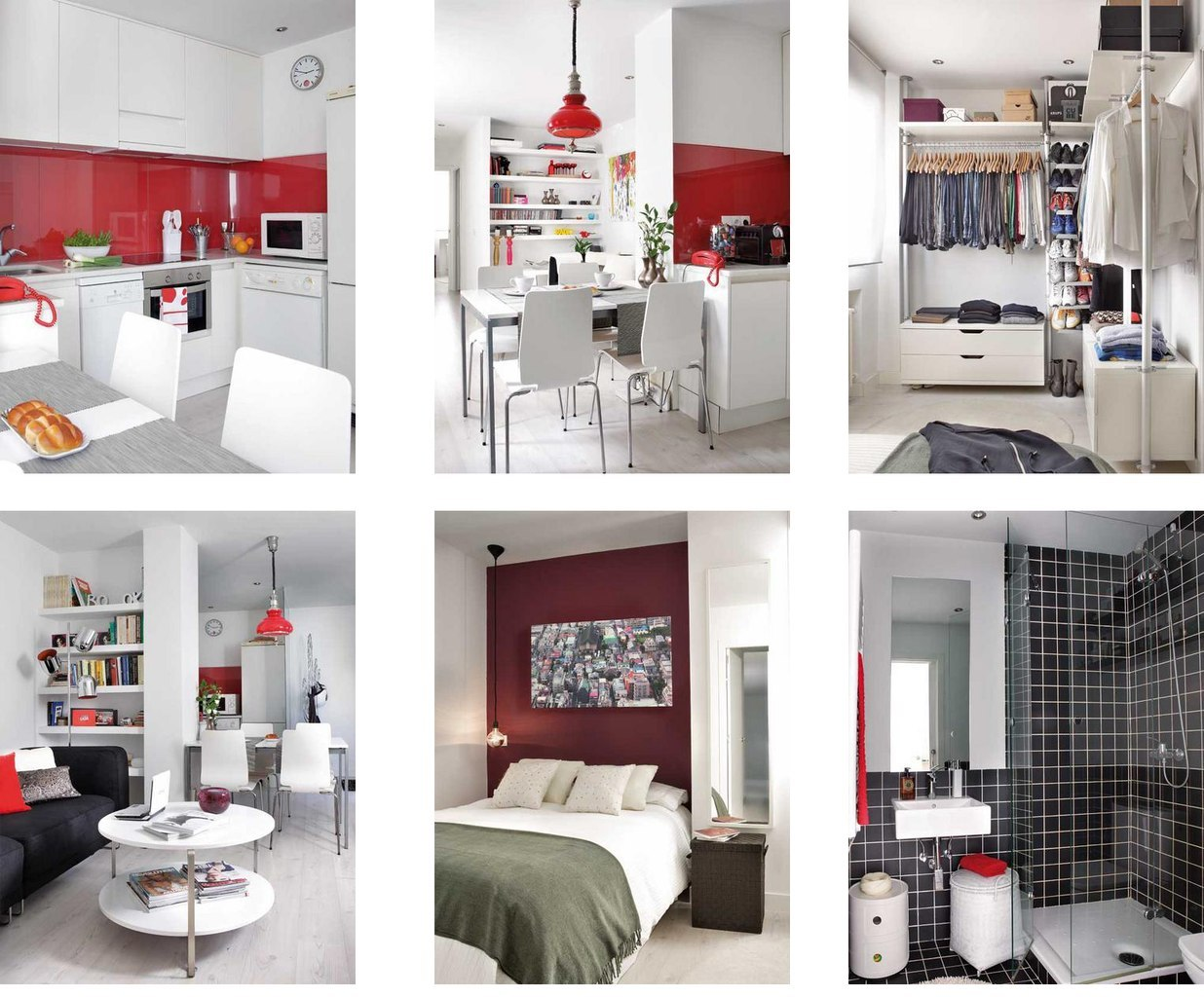 Дизайнерские решения для маленькой квартиры