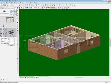 Программу floorplan 3d v 8