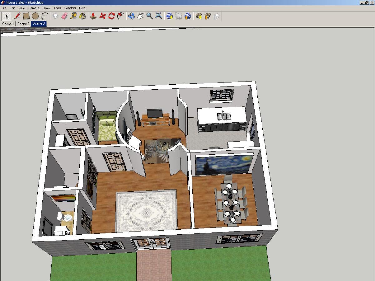 Google как сделать дом 153
