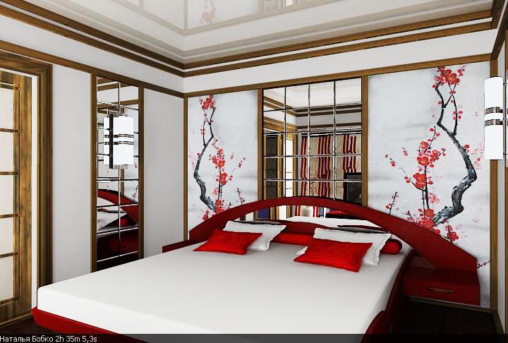 Оформить комнату в японском стиле своими руками