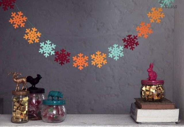 Як прикрасити свою кімнату до нового року своїми руками