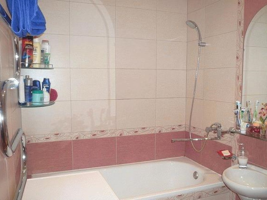 Ремонт своими руками в ванной фото
