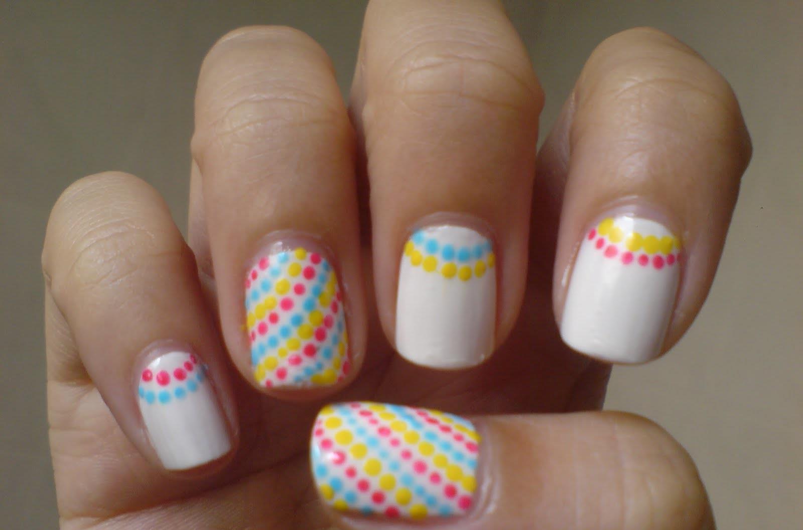 Красивый маникюр для коротких ногтей в домашних условиях