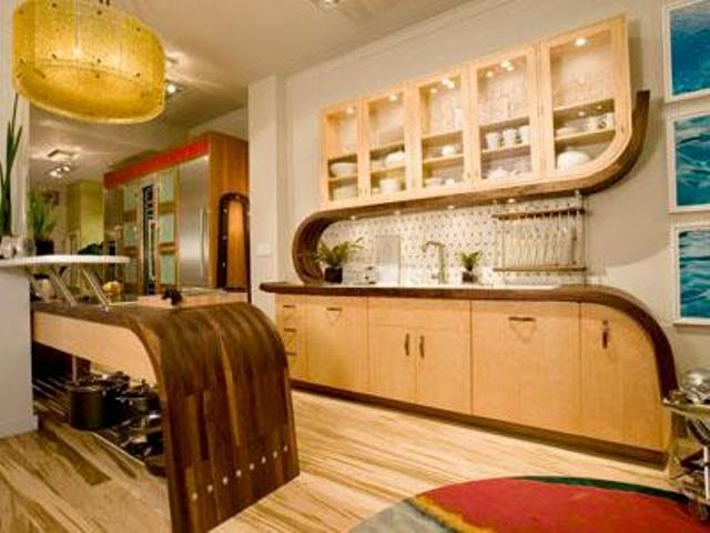 Новые идеи в дизайне кухни