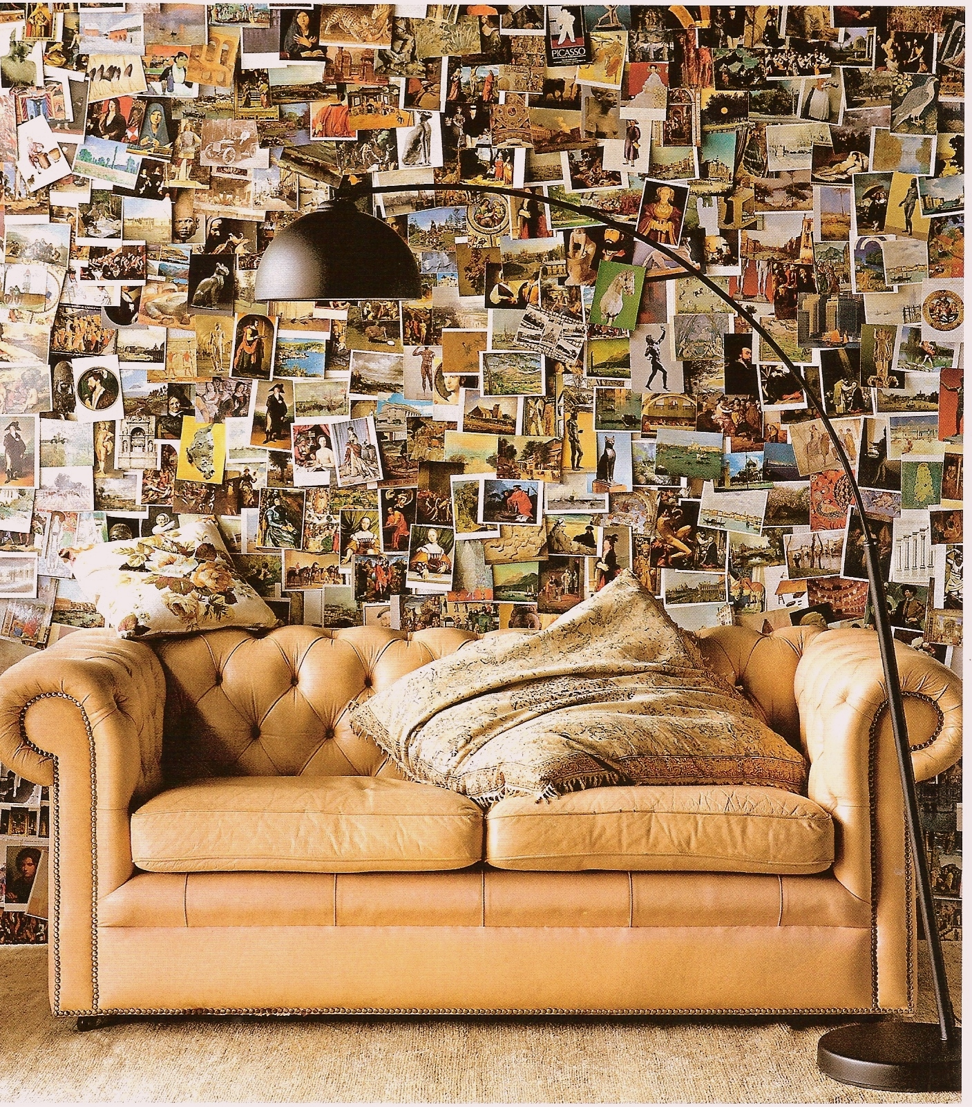 Идеи стены фото
