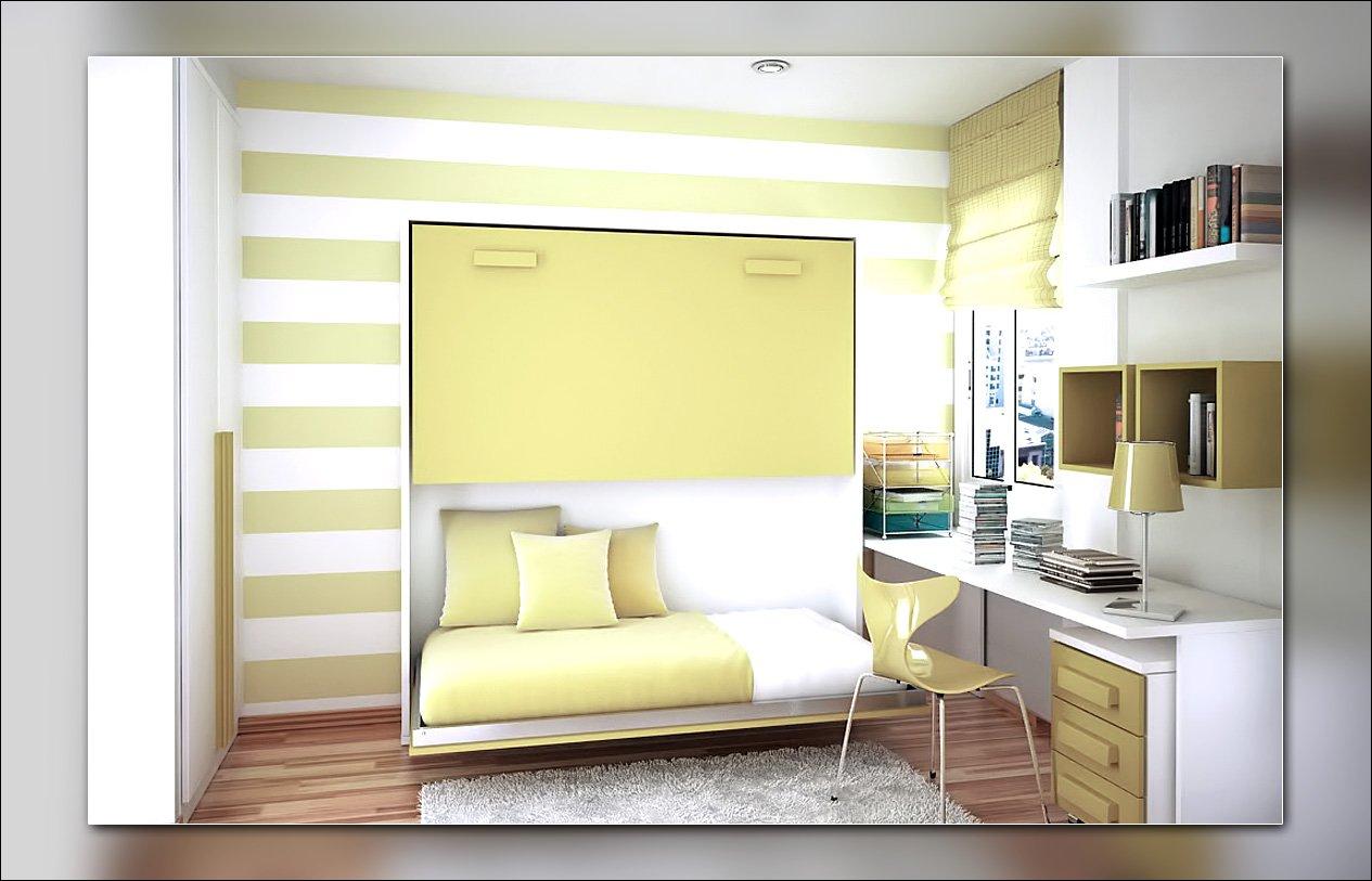 Как обустроить комнату маленького размера omaric.ru.