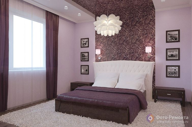Идеи для ремонта в спальне своими руками 63