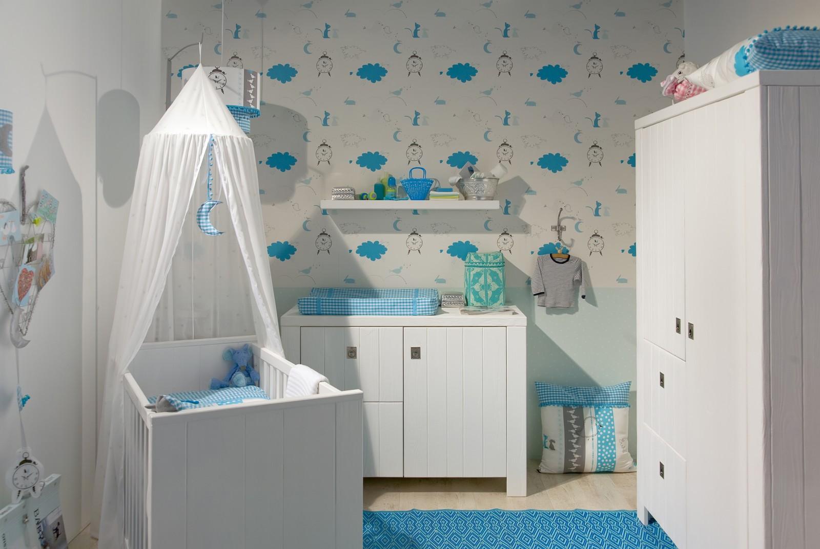 Дизайн детских комнат для новорожденных мальчиков