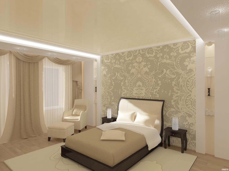 Идеи для спальни в светлых тонах