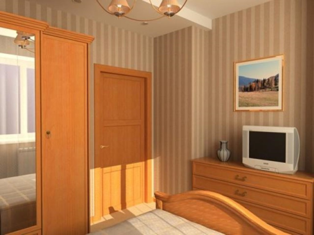 Дизайн комнат для эконом класса
