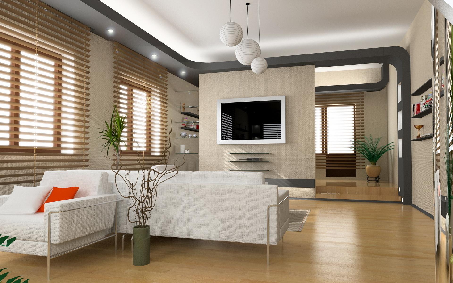 Красивые интерьеры квартир своими руками