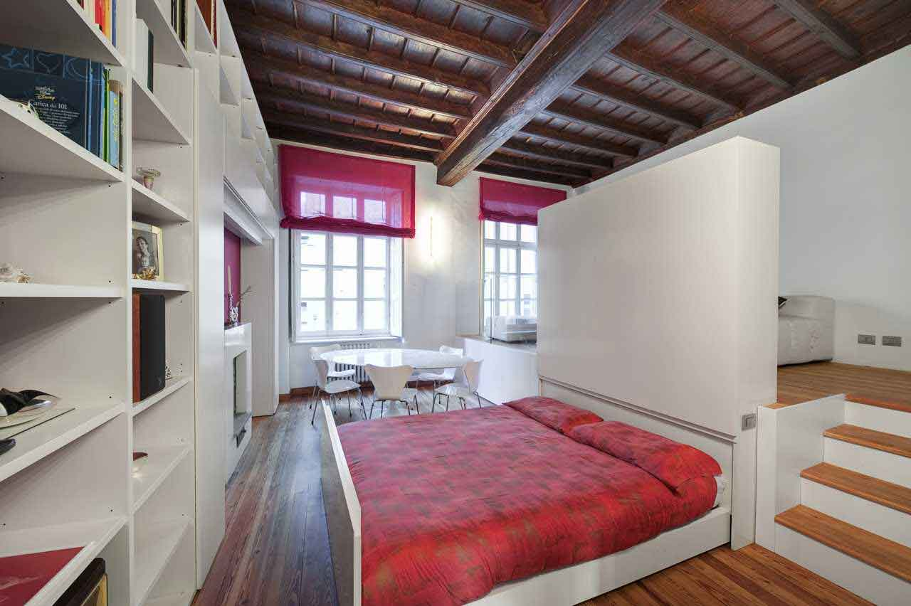 Дизайн комнаты с подиумом фото дизайн интерьер