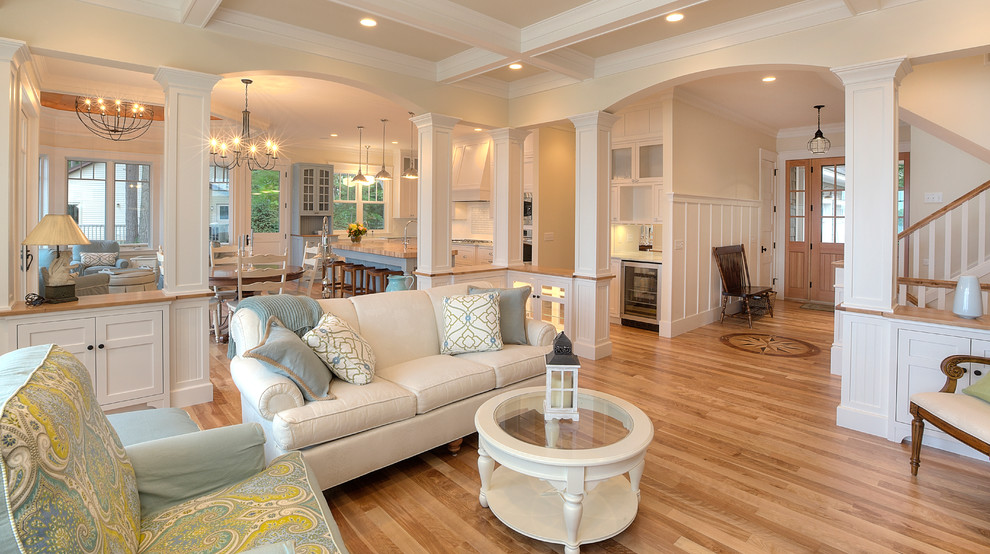 Дизайн и интерьер дома в