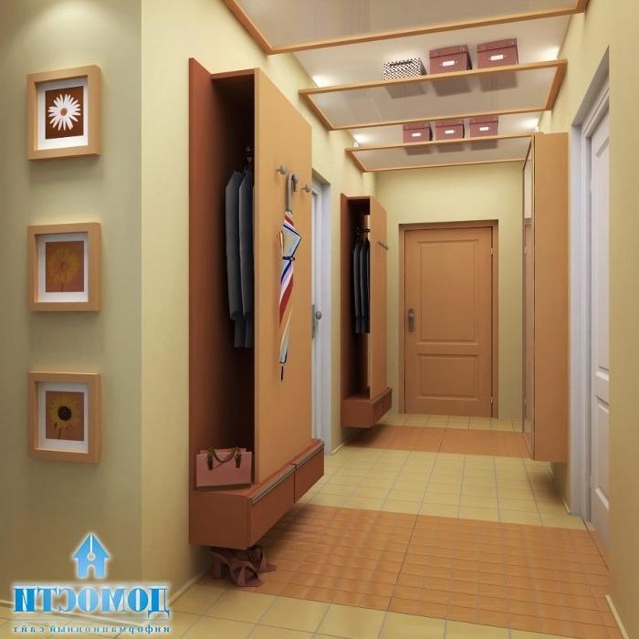 Маленький коридор в хрущевке дизайн в квартире