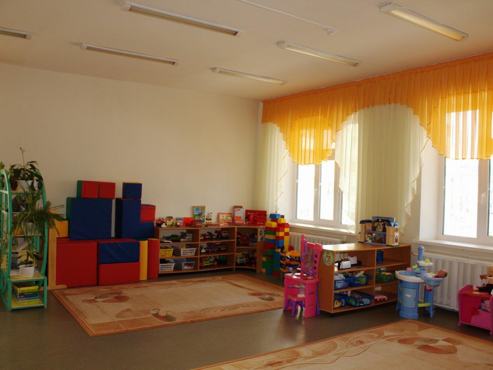 Интерьер детских садов своими руками фото
